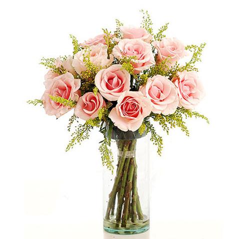 Mát nhãn với bộ sưu tập cách cắm hoa hồng đẹp tinh tế hình ảnh 7