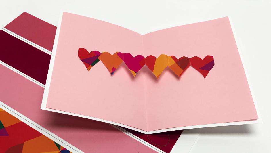 3 cách làm thiệp Valentine handmade cực kỳ đơn giản hình ảnh 18
