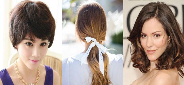 Những kiểu tóc đẹp cho ngày Valentine thêm rạng rỡ