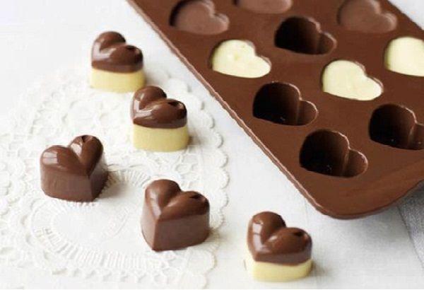 Cách làm socola Valentine đơn giản tặng người thương hình ảnh 5