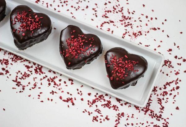 Cách làm socola Valentine đơn giản tặng người thương hình ảnh 9