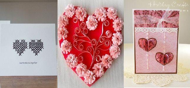 3 cách làm thiệp Valentine handmade cực kỳ đơn giản
