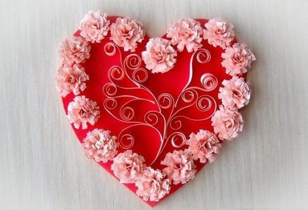 3 cách làm thiệp Valentine handmade cực kỳ đơn giản hình ảnh 6