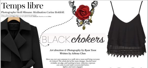 Gam màu đen – Sự tối giản tạo nên điểm nhấn ấn tượng