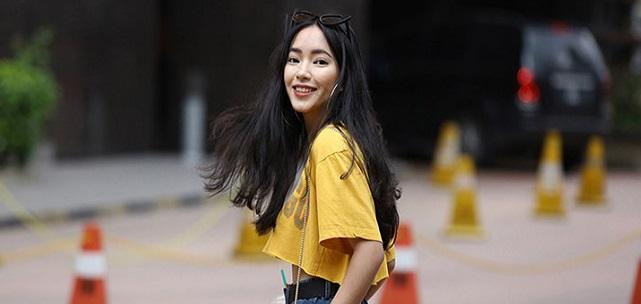 Muôn kiểu khuyên tai đẹp cá tính của cô nàng fashionista Châu Bùi