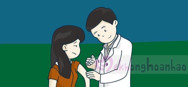 Điểm danh những vacxin cần tiêm phòng trước khi mang bầu