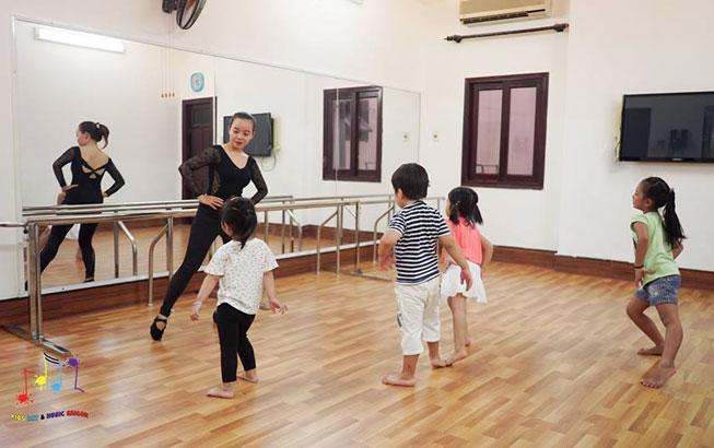 Tại sao nên đăng ký khóa aerobic thiếu nhi cho trẻ càng sớm càng tốt hình ảnh 4