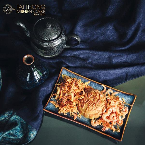 Những chiếc bánh trung thu độc đáo đến từ malaysia hình ảnh 9
