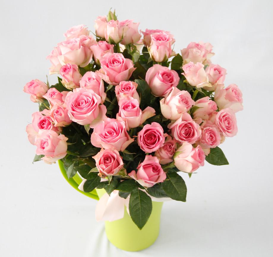 Mãn nhãn với bộ sưu tập cách cắm hoa hồng đẹp tinh tế hình 9