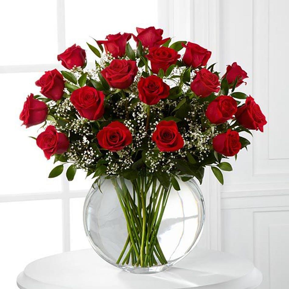Mãn nhãn với bộ sưu tập cách cắm hoa hồng đẹp tinh tế hình 13
