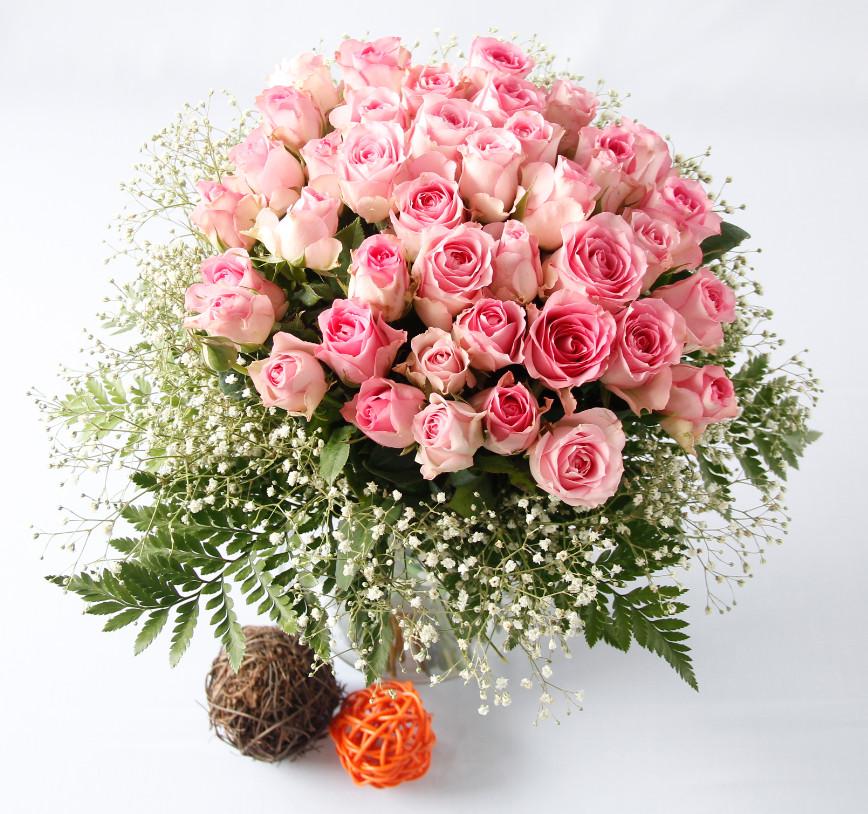 Mãn nhãn với bộ sưu tập cách cắm hoa hồng đẹp tinh tế hình 10