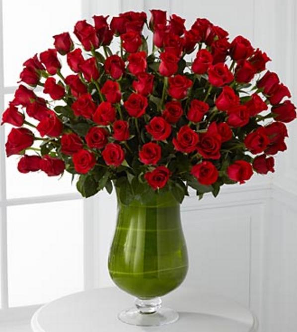 Mãn nhãn với bộ sưu tập cách cắm hoa hồng đẹp tinh tế hình 16