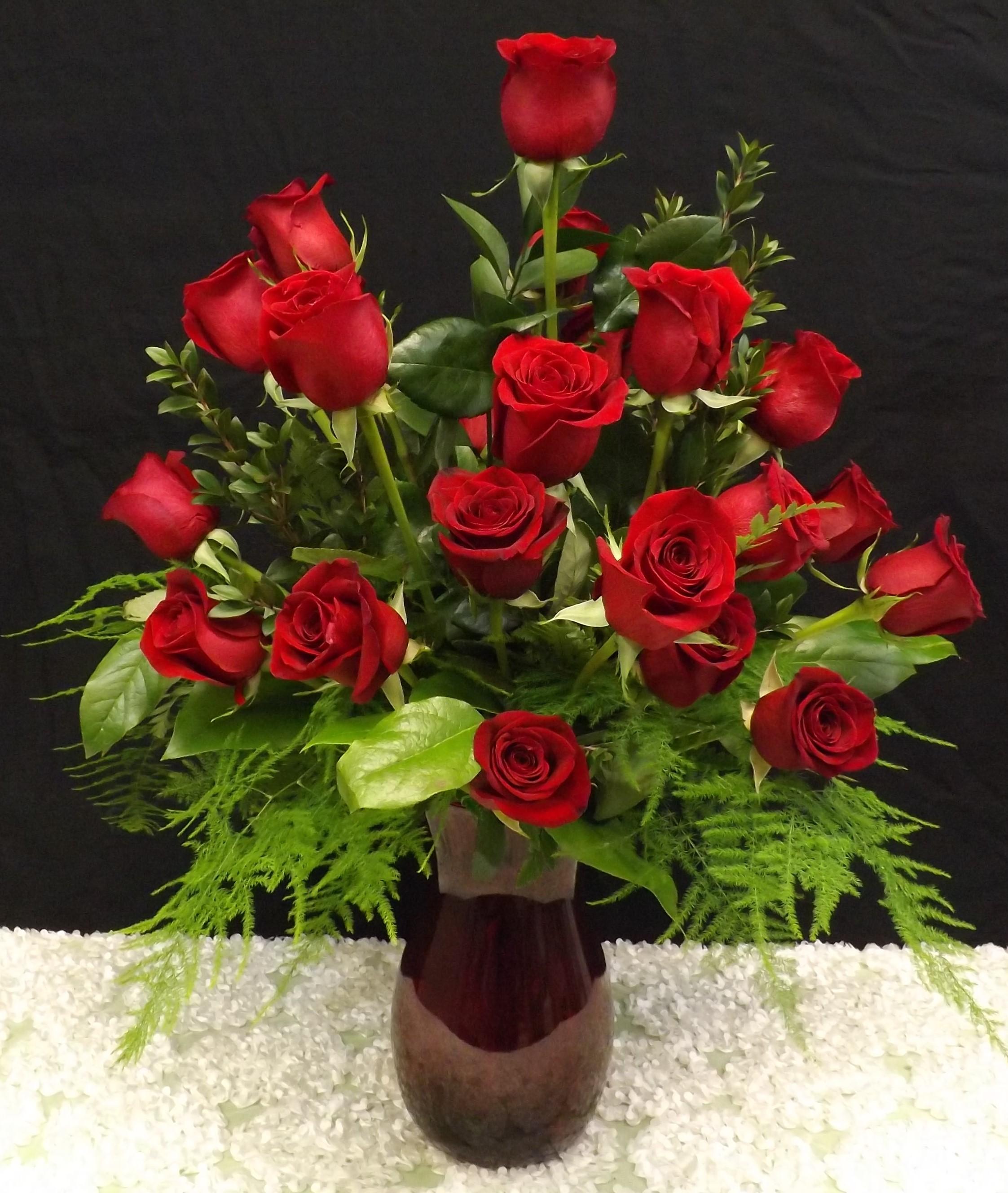 Mãn nhãn với bộ sưu tập cách cắm hoa hồng đẹp tinh tế hình 14