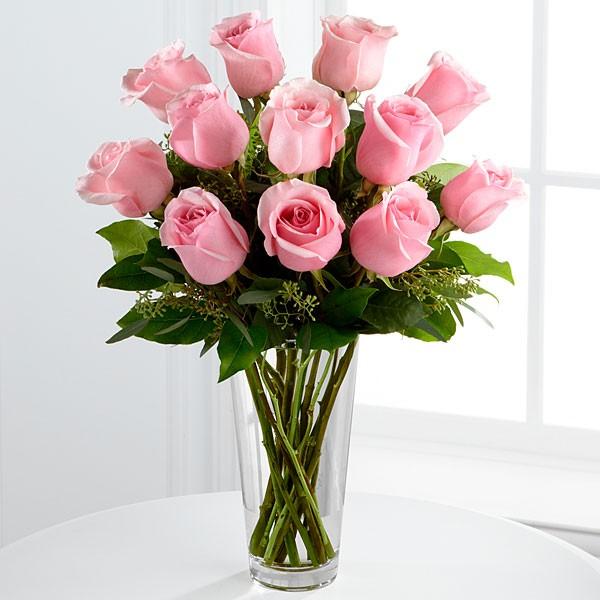 Mãn nhãn với bộ sưu tập cách cắm hoa hồng đẹp tinh tế hình 8