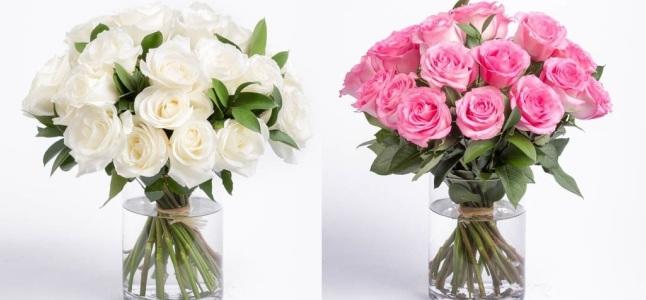 Mãn nhãn với bộ sưu tập cách cắm hoa hồng đẹp tinh tế
