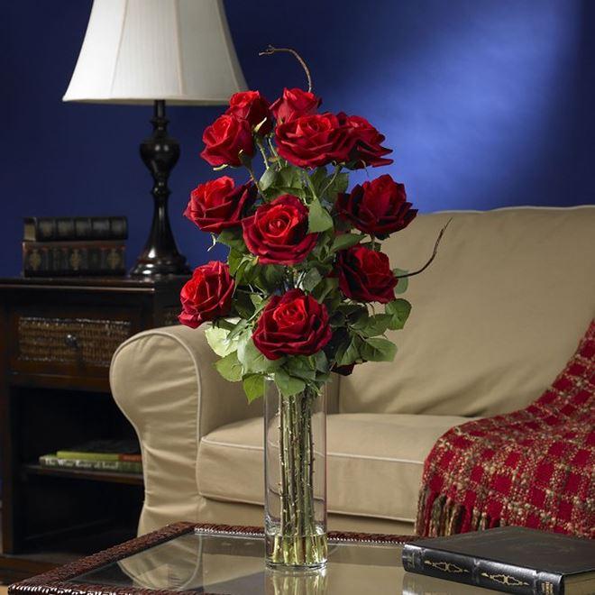 Mãn nhãn với bộ sưu tập cách cắm hoa hồng đẹp tinh tế hình 22