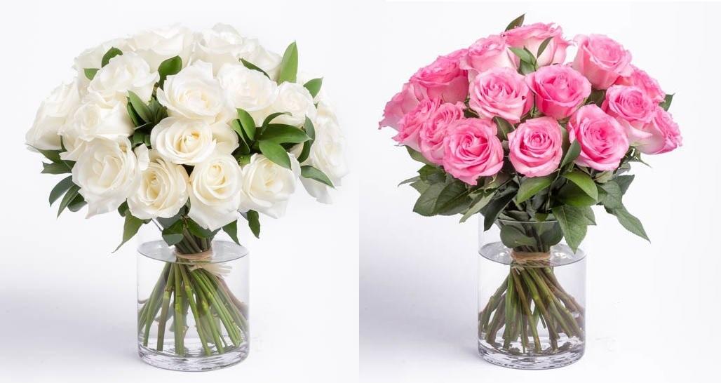 Mãn nhãn với bộ sưu tập cách cắm hoa hồng đẹp tinh tế hình 7