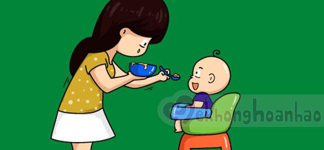 Dinh dưỡng cho bé 6-8 tháng tuổi: Bí quyết cho bé ăn dặm
