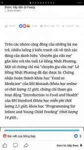 Chuyên gia Lê Nhất Phương Hồng ( LNPH ) và các chứng chỉ siêu ngắn hạn Hình 6