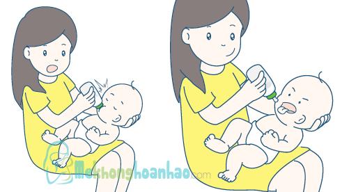 Lượng sữa công thức cho trẻ sơ sinh và trẻ nhỏ dưới 1 tuổi hình 1
