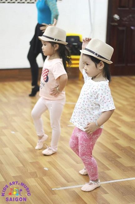 Top 3 lớp dạy nhảy cho bé tại Hải Phòng tuyệt nhất- Hình ảnh 1