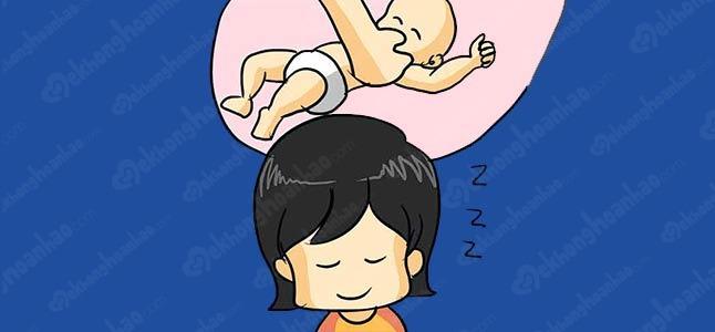 Giấc mơ giúp mẹ bầu 7 tháng giải tỏa cảm xúc như thế nào?