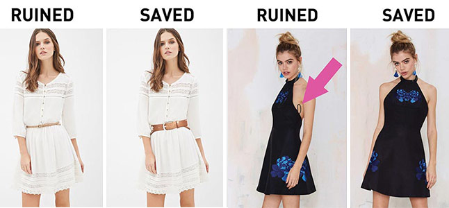 Phong cách ăn mặc và những sai lầm khiến bạn bị mất điểm