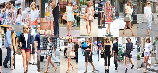 39 street style ấn tượng của Taylor Swift