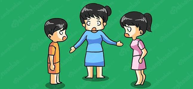 Cách giải quyết xung đột trong gia đình dành cho cha mẹ