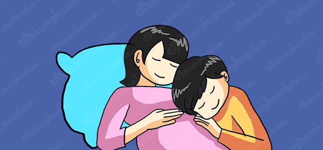Khám phá cử động của thai nhi tháng thứ 5 trong bụng mẹ