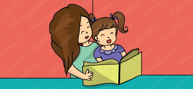 Khi con có chứng khó đọc, cha mẹ nên làm gì?