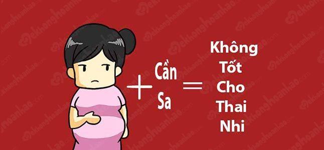 Hút cần sa khi mang thai, liệu có an toàn?