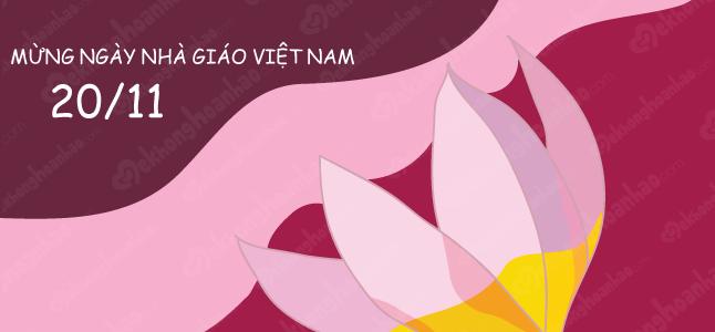 Người thầy năm xưa trong ngày nhà giáo Việt Nam 20-11