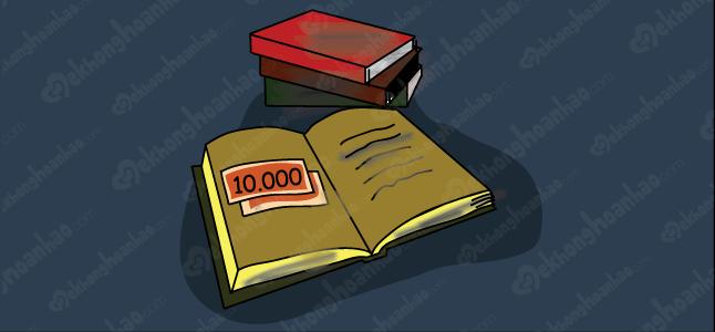 Câu chuyện hay cho báo tường 20-11: Người thầy và những tờ tiền cũ