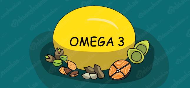 Tác dụng của omega 6 và omega 3 đối với sức khỏe