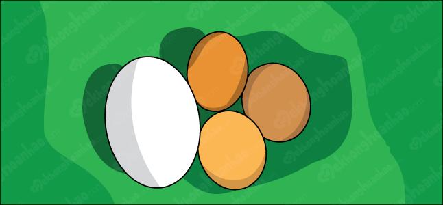 Ăn trứng ngỗng khi mang bầu có tốt hơn ăn trứng gà?