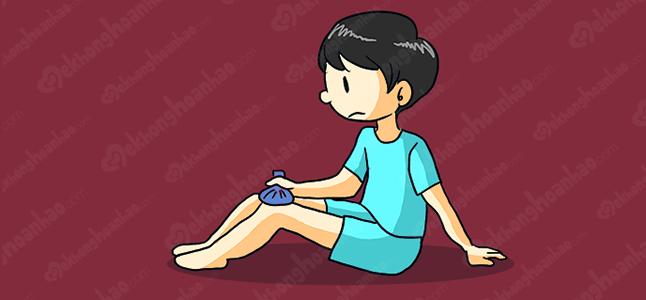 Mẹo chữa vết bầm tím hiệu quả cho cả gia đình