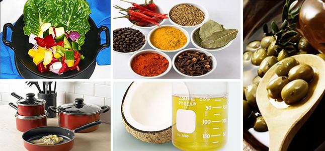 8 bí quyết giảm chất béo khi nấu ăn tuyệt hay