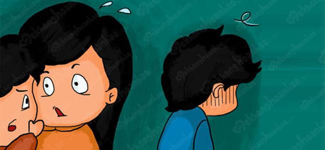 Làm gì khi bị nói xấu sau lưng?
