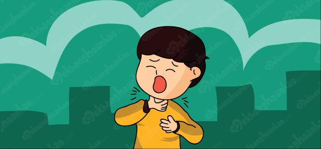Dấu hiệu và triệu chứng bệnh quai bị ở trẻ em