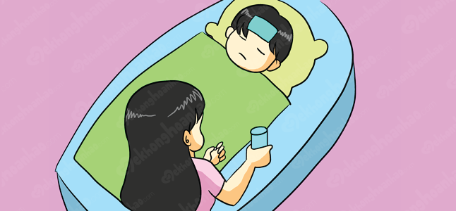 Chẩn đoán và điều trị sưng hạch bạch huyết ở trẻ