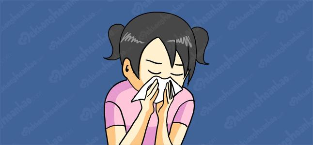 Bệnh viêm phế quản cấp ở trẻ em