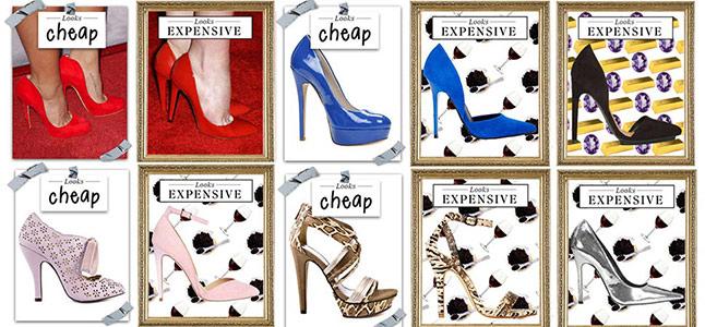 Bí quyết chọn giày cao gót sang trọng mà không quá đắt
