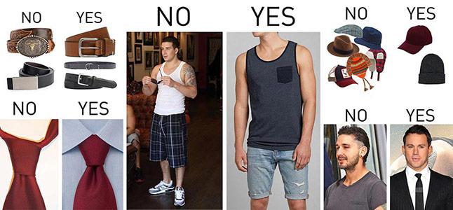 Sửa ngay những phong cách thời trang nam khiến chàng mất điểm này nhé!