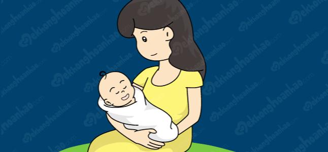 Lời tự sự của một em bé sơ sinh