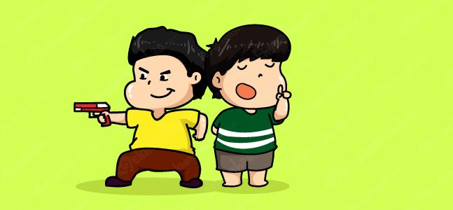 Sự phát triển của trẻ 4 -5 tuổi về cảm xúc