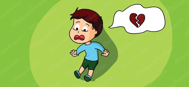 Nguyên nhân và triệu chứng rối loạn lo âu chia ly ở trẻ em