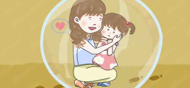 Xin đừng tự ý chạm vào con dù là vuốt má hay nựng yêu!