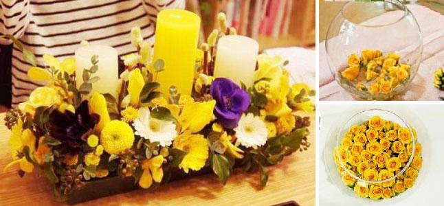 Cách cắm hoa đẹp ngày 8/3 cho không gian nhà thêm lãng mạn