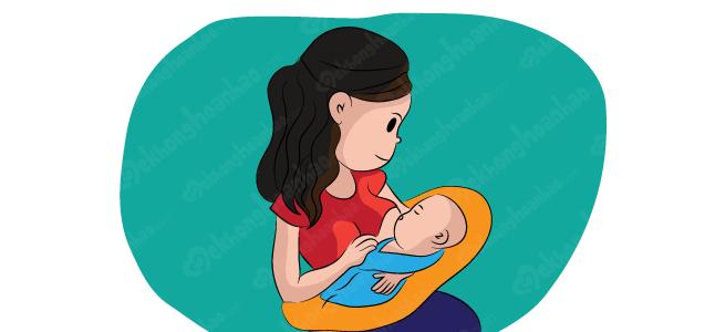 Mách nhỏ cách chăm sóc mẹ sau sinh mổ khi rời phòng hồi sức